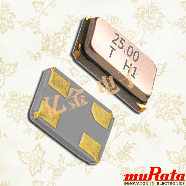 muRata晶振,SMD晶振,MCR1612晶振,XRCMD48M000FXQ58R0晶振