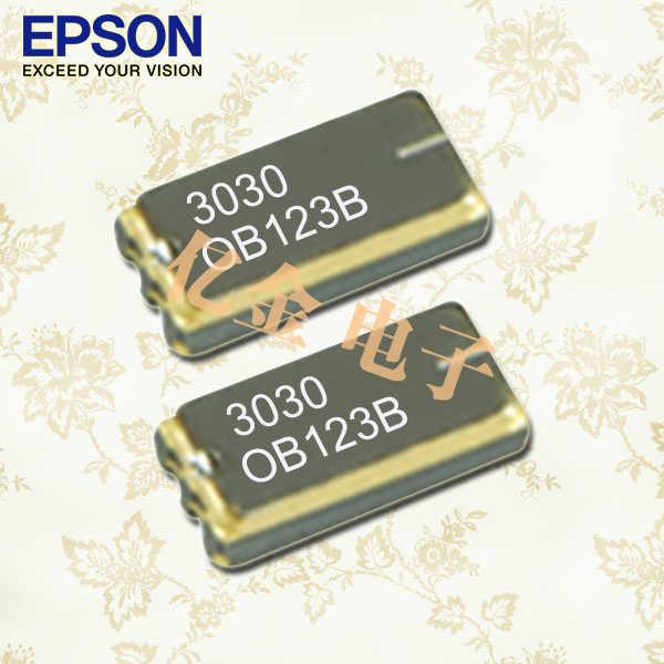 爱普生晶振,32.768K贴片晶振,SG-3030CM晶振