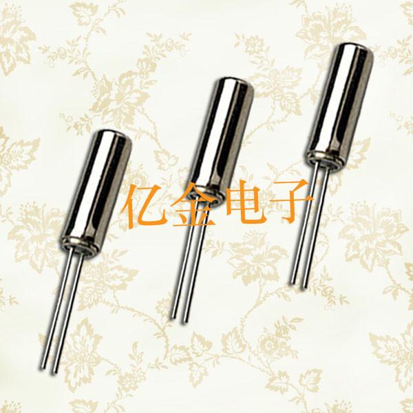 精工晶振,圆柱晶振,VT-120-F晶振