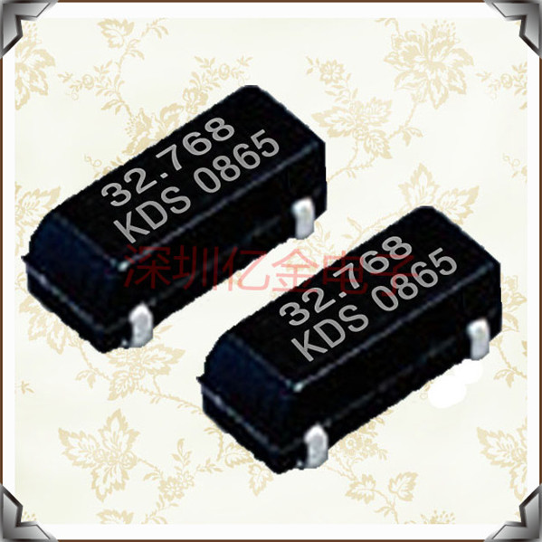 KDS晶振,32.768K,DMX-26S晶振,1TJS125BJ4A421P晶振