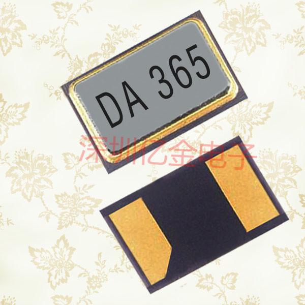 KDS晶振,32.768K石英晶体,DST210AC晶振,DST210A晶振,1TJG125DR1A0004晶振