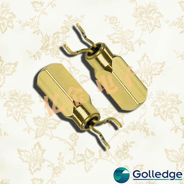 golledge晶振,插件晶振,MS3V晶振