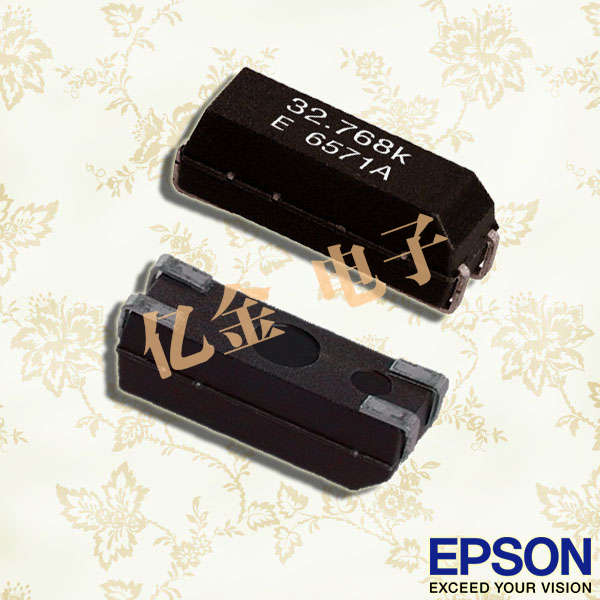 爱普生晶振,贴片晶振,MC-406晶振,Q13MC4062000100晶振
