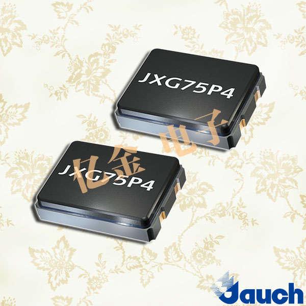 Jauch晶振,JXG75P4晶振,石英晶体谐振器