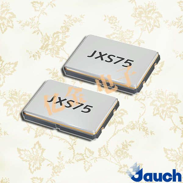 Jauch晶振,石英晶体谐振器,JXS75晶振