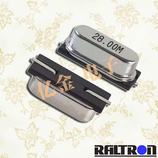 Raltron晶振,石英晶振,AS-SMD晶振,ASA-SMD晶振