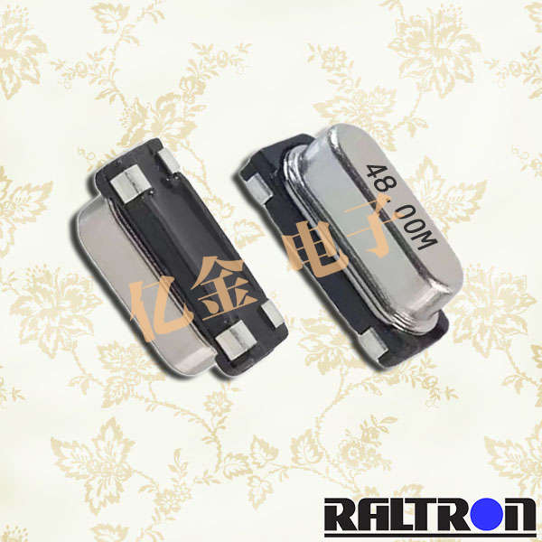 Raltron晶振,石英晶体谐振器,AS-4PD晶振
