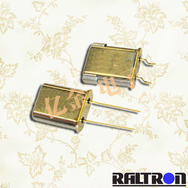 Raltron晶振,石英晶体,HC-49/U-SMD晶振,UM-1-SMD晶振
