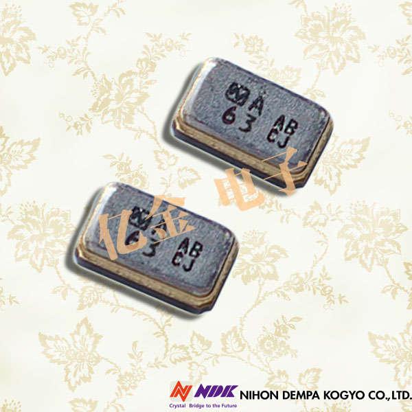 NDK晶振,32.768K晶振,NX1610SE晶振,音叉晶体谐振器