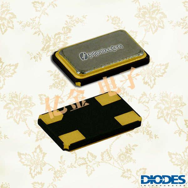 Diodes晶振,石英晶振,FY晶振,FYQ晶振,FY0800018晶振