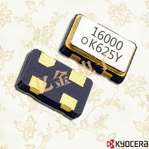 京瓷晶振,石英晶振,CX3225SB晶振,CX3225SA晶振,CX3225SB16000D0GZJC1晶振
