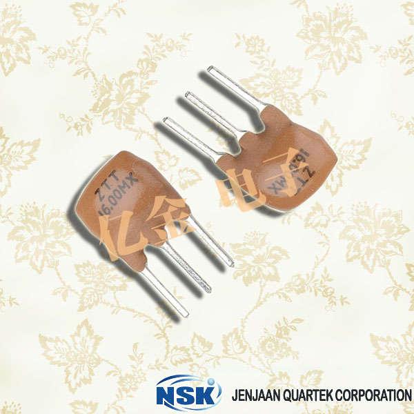 NSK晶振,陶瓷谐振器,NRTZTT陶瓷晶振