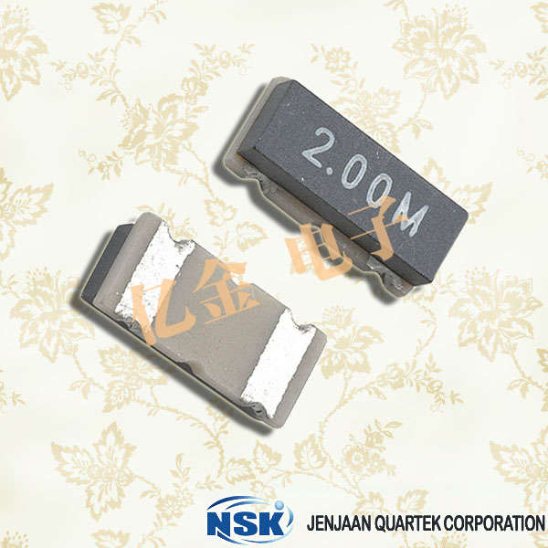 NSK晶振,陶瓷谐振器,NRDZTACV-MT晶振,NRDZTACV-MX晶振