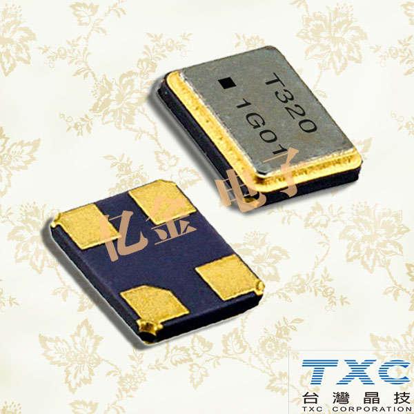TXC晶振,贴片晶振,7M晶振,3225晶振,7M-12.000MAHE-T晶振