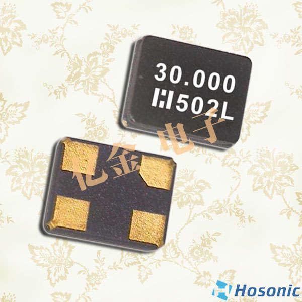 鸿星晶振,3225晶振,E3FB晶振,HCX-3FB晶振