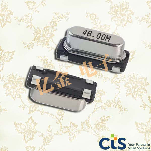 CTS晶振,49SMD晶振,ATSSM4P晶振,4P036F35CDT晶振
