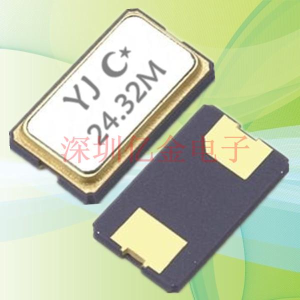 6035石英晶振,贴片晶振,YJ-6035mm晶振