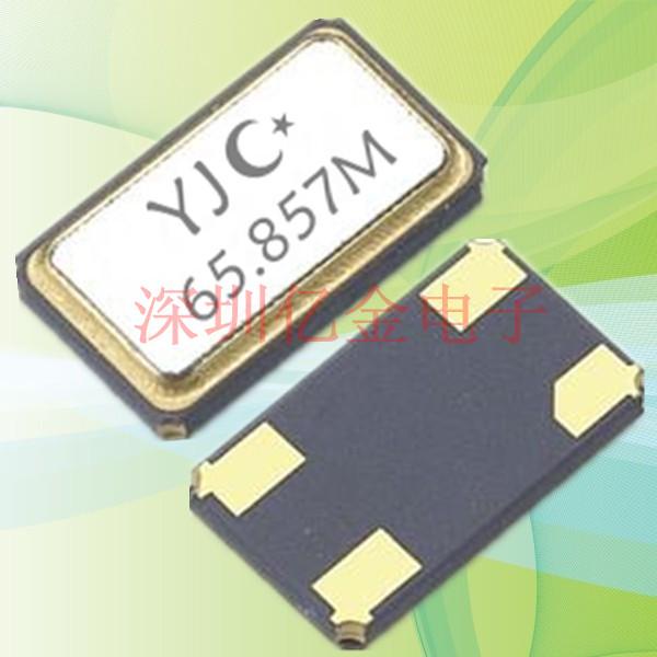 石英晶振,贴片晶振,YJ-6035mm晶振