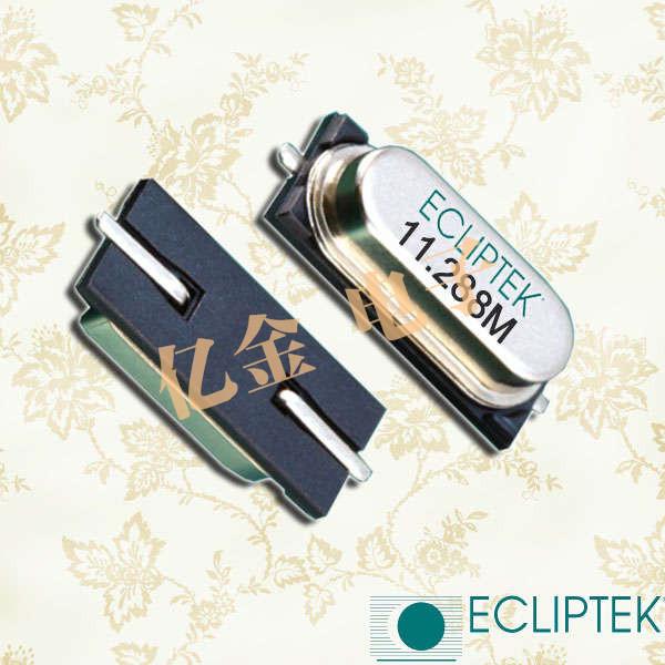 ECLIPTEK晶振,石英晶体,E1SAA12-24.000M晶振,E1SAA晶振
