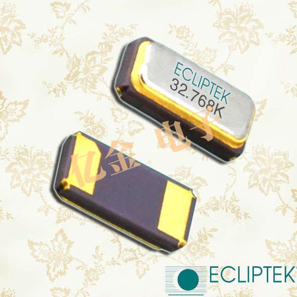 ECLIPTEK晶振,32.768K晶振,E8WSDC12-32.768K晶振,E8WSDC晶振