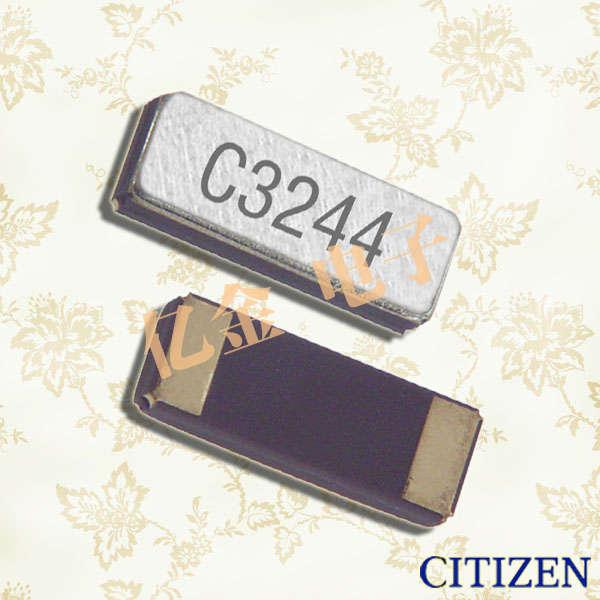 西铁城晶振,石英晶体,CM519晶振,CM51932768DZFT晶振