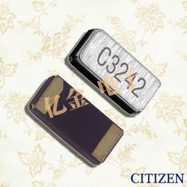 CITIZEN晶振,贴片晶振,CM315晶振,CM315D32768DZYT晶振