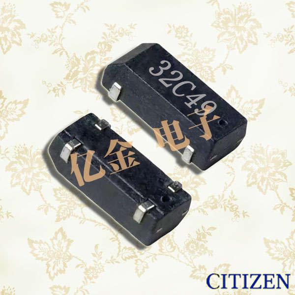 西铁城晶振,石英晶体,CM200S晶振,CM200S32.768KDZFT晶振