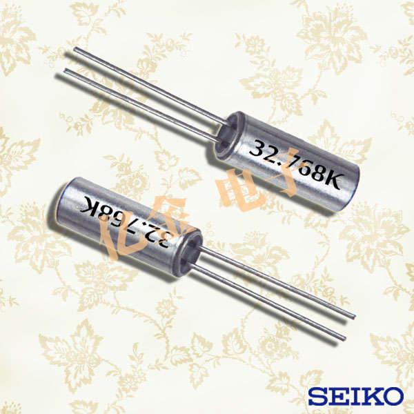 精工晶振,32.768K插件晶振,VT-200-FL晶振