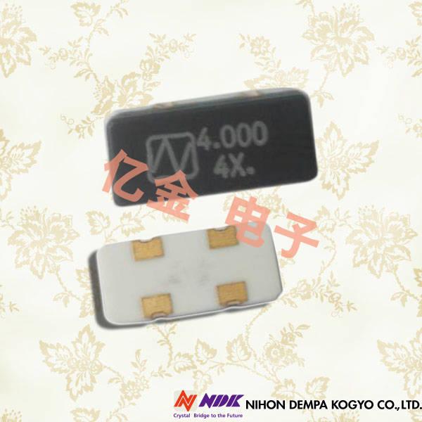 NDK晶振,贴片晶振,NX1255GB晶振,NX1255GC晶振,NX1255GB-4.000000MHZ晶振