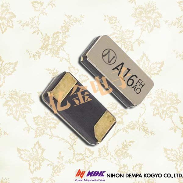NDK晶振,贴片晶振,32.768K晶振,NX2012SA晶振,NX2012SA-32.768K-STD-MUB-1晶振