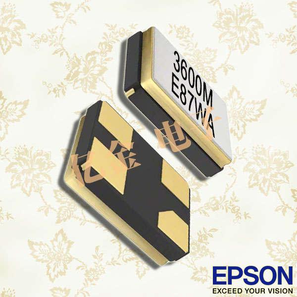 EPSON晶振,贴片晶振,FA-118T晶振,X1E000251000900晶振