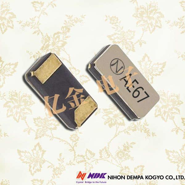 NDK晶振,贴片晶振,NX3215SA晶振,NX3215SE晶振,NX3215SA-32.768K-STD-MUA-8晶振