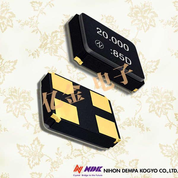 NDK晶振,贴片晶振,NX3225GA晶振,NX3225GA-20.000M-STD-CRG-1晶振