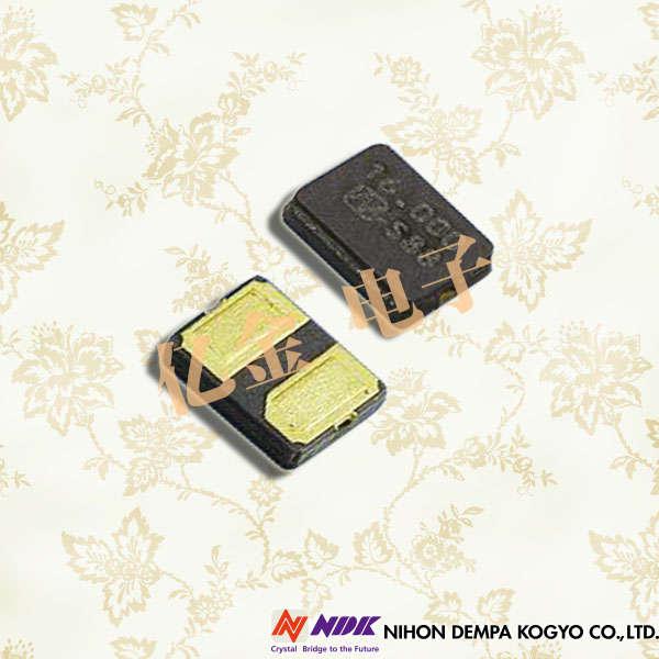 NDK晶振,石英晶体谐振器,NX3225GB晶振,NX3225GD晶振,NX3225GB-20MHZ-STD-CRA-2晶振