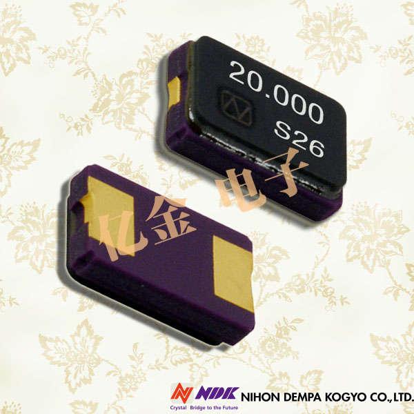 NDK晶振,石英晶振,NX5032GA晶振,NX5032GB晶振,NX5032GA-24.000000MHZ-LN-CD-1晶振
