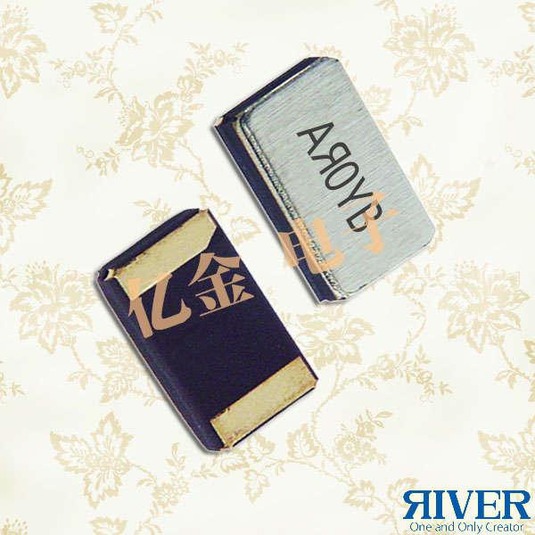 RIVER晶振,32.768K晶振,TFX-03晶振,TFX-03C晶振,TFX-03L晶振