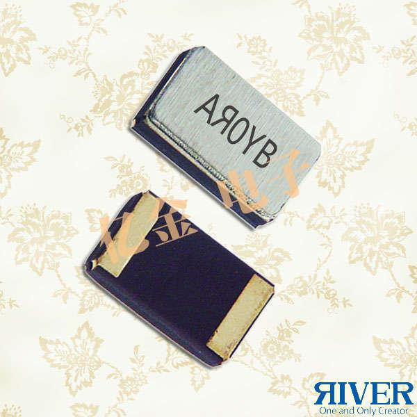RIVER晶振,石英晶振,TFX-04晶振,FX-04C晶振
