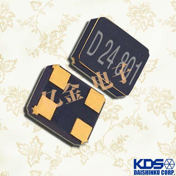 大真空晶振,贴片晶振,DSX211G晶振