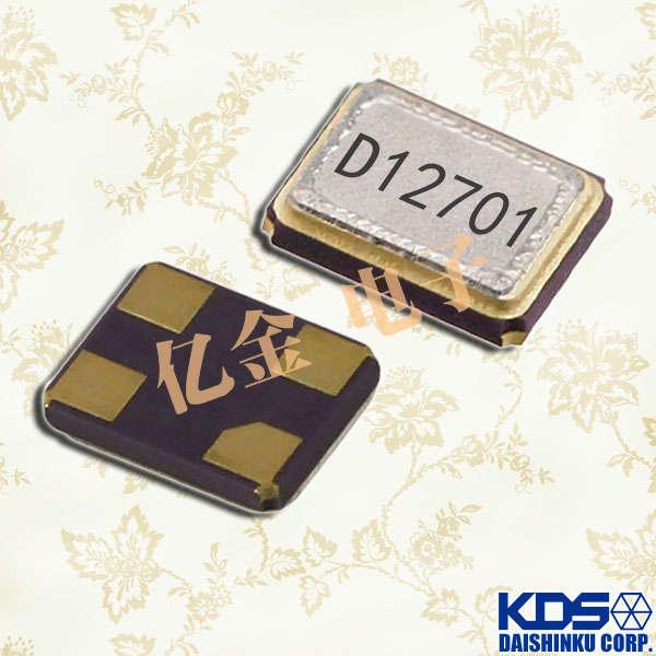 大真空晶振,石英晶振,DSX221SH晶振,DSX221S晶振