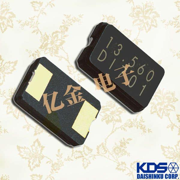 KDS晶振,贴片晶振,DSX530GA晶振,DSX530GK晶振