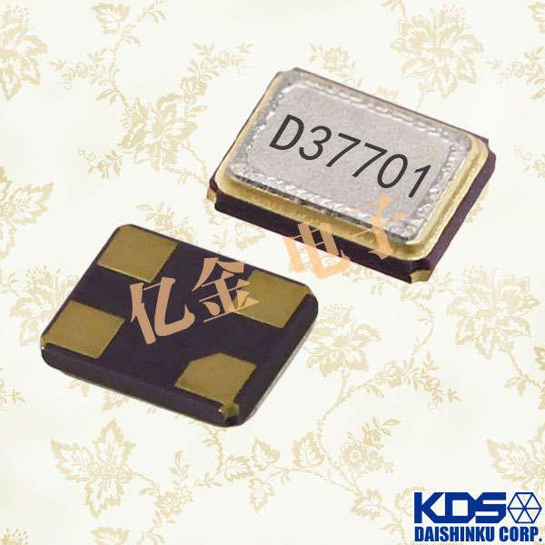 KDS晶振,石英晶振,DSX1612S晶振,DSX1612SL晶振