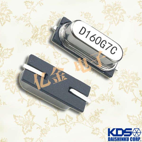 KDS晶振,贴片晶振,SMD-49晶振