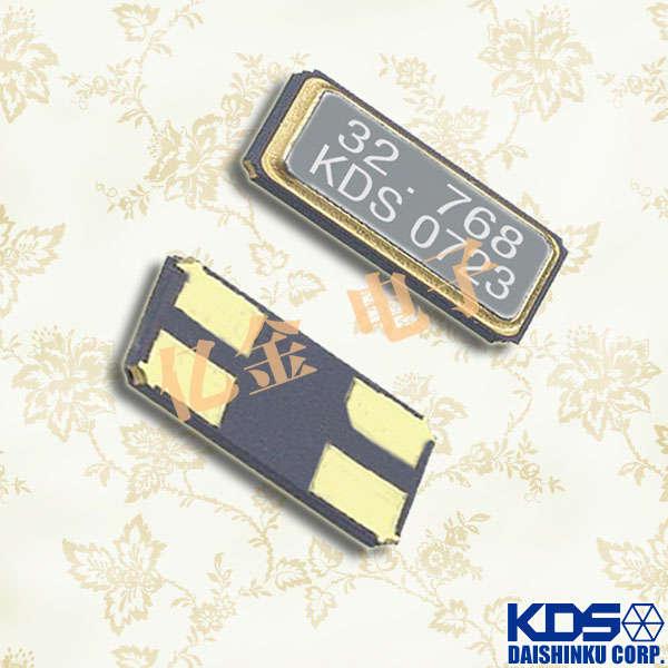 KDS晶振,贴片晶振,DST621晶振
