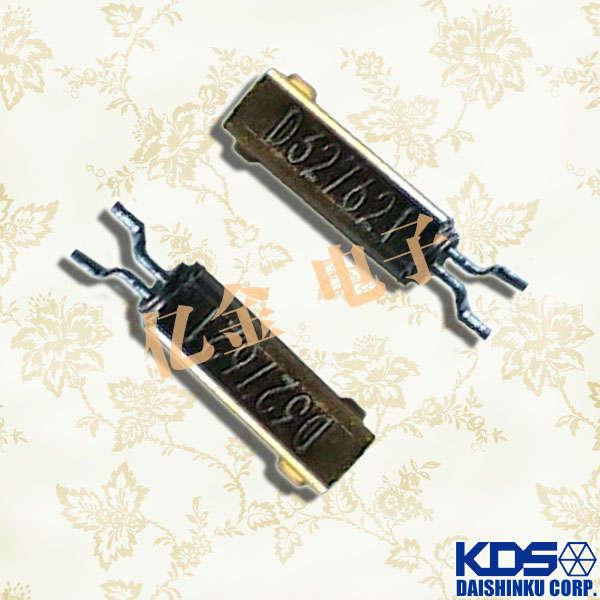 KDS晶振,32.768K晶振,SM-14J晶振