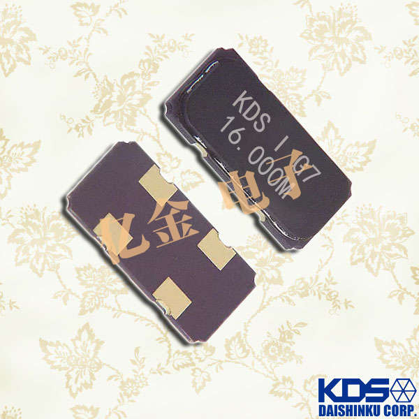 KDS晶振,贴片晶振,DSX151GAL晶振