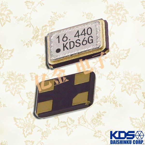 KDS晶振,石英晶振,DSX531S晶振