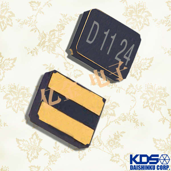 KDS晶振,石英晶振,DSX210G晶振