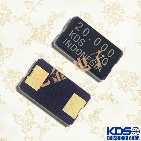 KDS晶振,贴片晶振,DSX8045GA晶振,DSX8045GT晶振,DSX8045GK晶振
