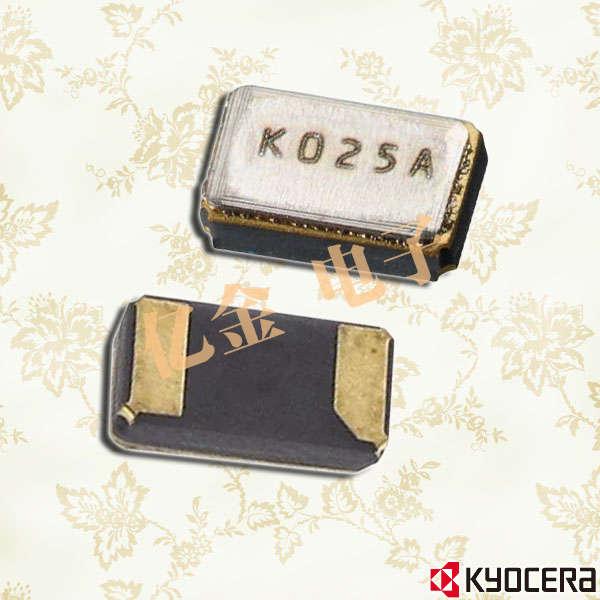 KYOCERA晶振,32.768K晶振,ST2012SB晶振,ST2012SB32768C0HPWBB晶振