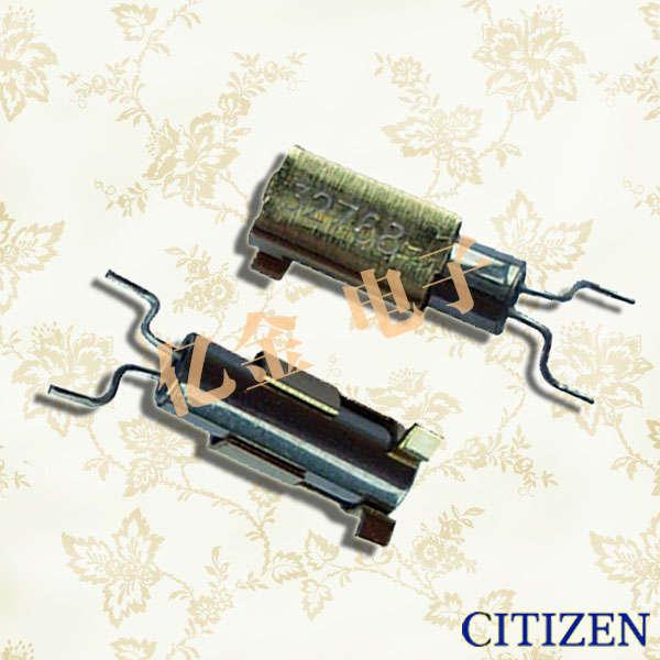西铁城晶振,石英晶振,CMJ206T晶振,CMJ206T32768DZFT晶振